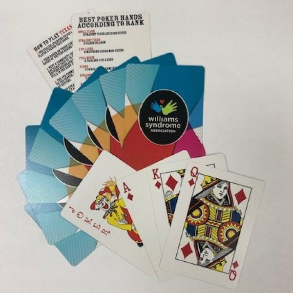 WSA Playing Cards